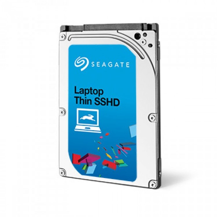 Imagine indisponibila pentru HDD Laptop Seagate Thin SSHD SATA III, 500GB, 5400 RPM, 8GB SSD, 2.5 inch