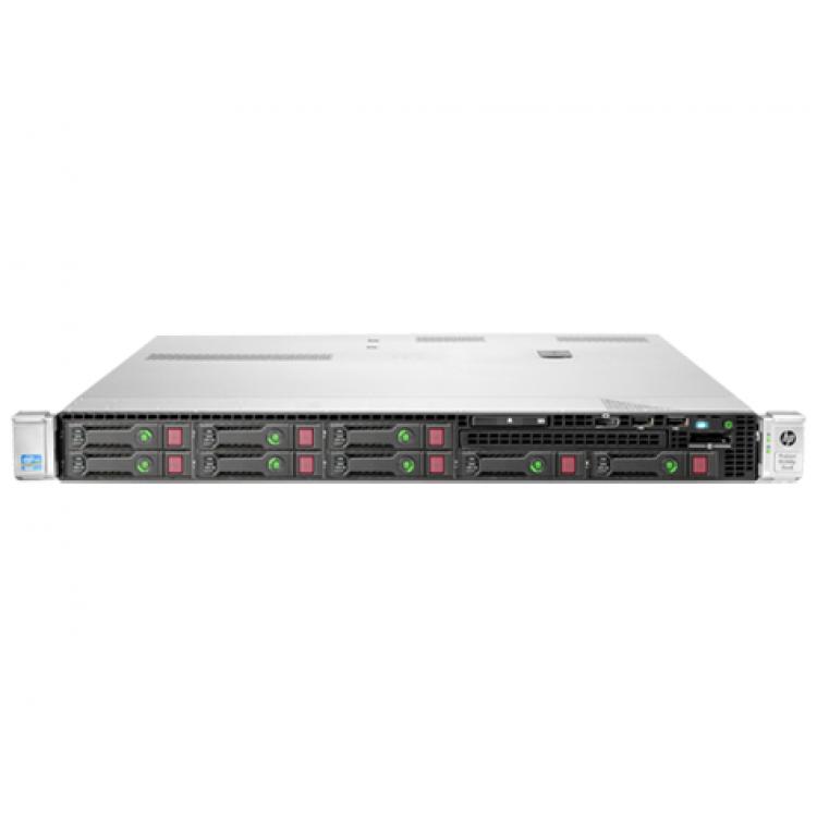 Server HP ProLiant DL360e G8, 1U, 2x Intel Octa Core Xeon E5-2450L 1.8 GHz-2.3GHz, 192GB DDR3 ECC Reg, 8x 600GB SAS/10k, Raid Controller HP SmartArray P420/1GB, iLO 4 Advanced, 2x Surse HS