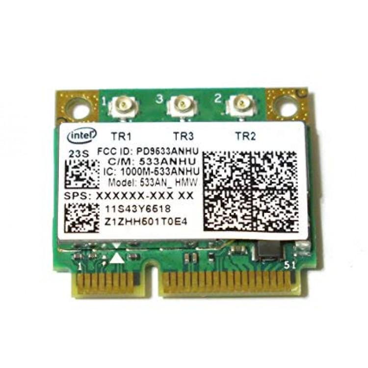 wi-fi adapter intel link 5300 533anhu, mini pcie