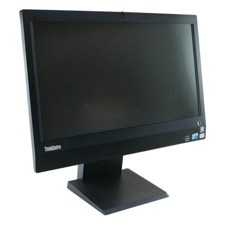 All In One LENOVO M90z 23 inch, Intel Dual Core G6960 2.93GHz, 4GB DDR3, 320GB SATA, DVD-RW