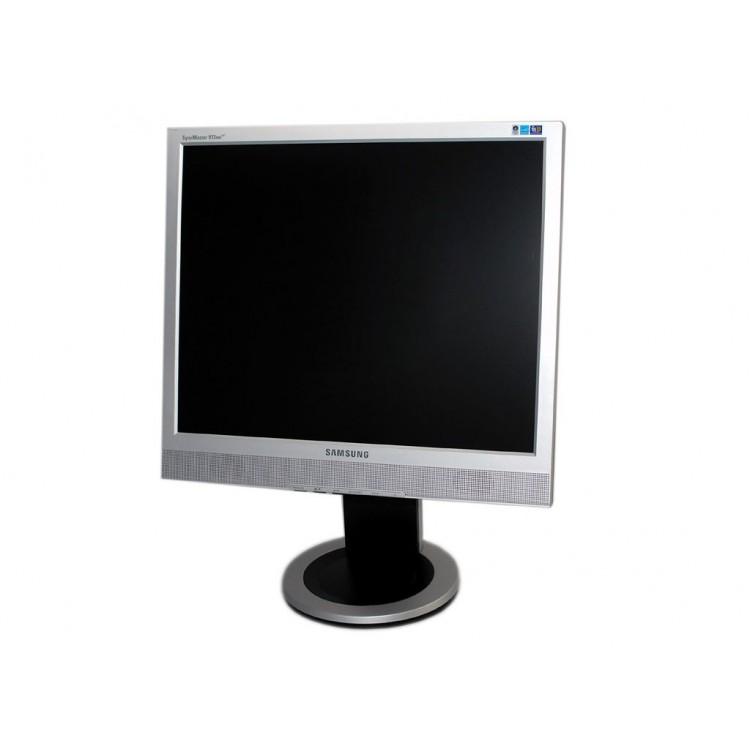 Monitor SAMSUNG 913BM, LCD 19 inch, 1280 x 1024, VGA, Boxe integrate
