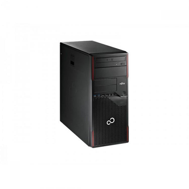 Calculator FUJITSU SIEMENS Esprimo P710 Mini Tower, Intel Core i3-3220 3.30 GHz, 4 GB DDR3, 250GB SATA, DVD-ROM