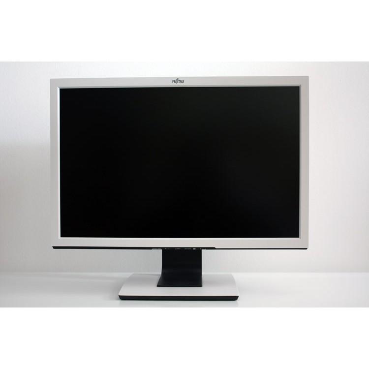 monitor fujitsu siemens p22w-5 eco, lcd 22 inci, 5 ms, widescreen, 1680 x 1050, grad a-, fara picior