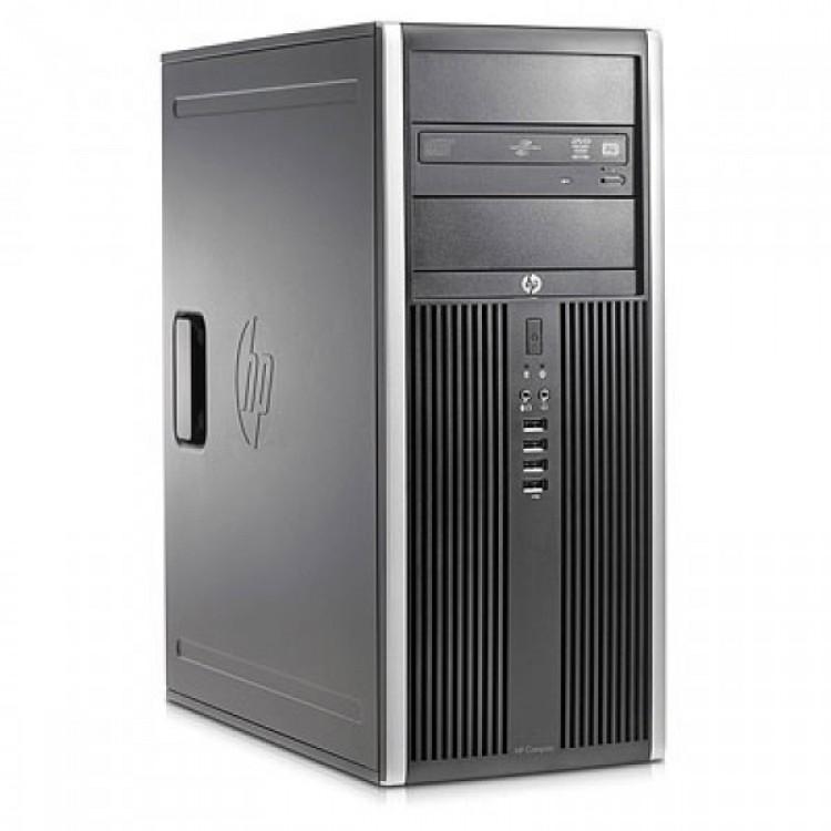 Calculator HP 8200 Elite, Tower, Intel Core i3-2120, 3.30 GHz, 4 GB DDR3, 500GB SATA, DVD-RW