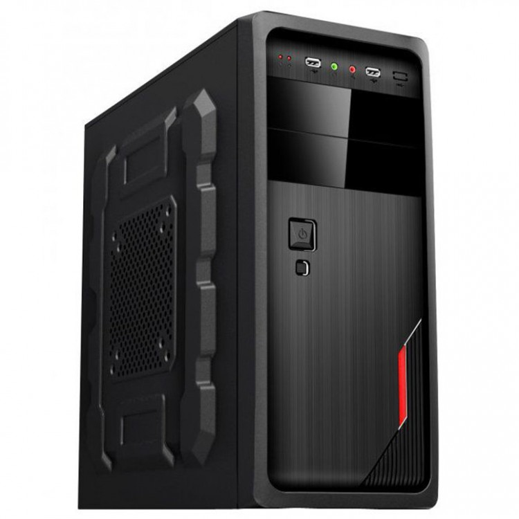 Sistem PC Special Video, Intel Core i5-2400 3.10 GHz, 8GB DDR3, SSD 120GB, GeForce GT 710 2GB, DVD-RW