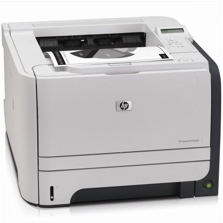 Imprimanta HP LaserJet P2055D, A4, Duplex, Monocrom, 35 ppm, 1200 x 1200, USB