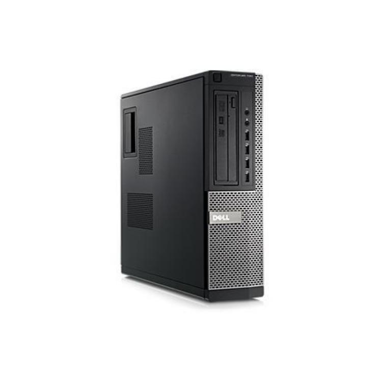 calculator dell gx790 desktop, intel pentium dual core g640, 2.80 ghz, 4 gb ddr 3, 250gb sata, dvd-rom
