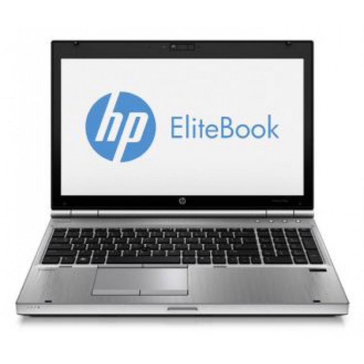 Laptop HP EliteBook 8570p, Intel Core i5-3340M 2.70GHz, 4GB DDR3, 320GB SATA, DVD-RW