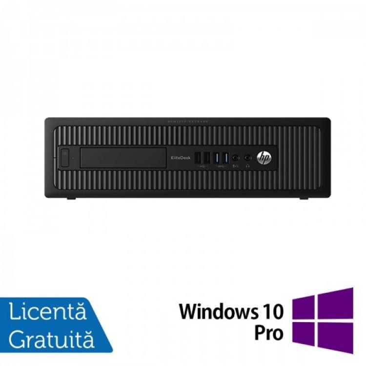 Calculator Refurbished HP Prodesk 600G1 SFF, Intel Core i5-4570 3.20GHz, 8GB DDR3, 500GB SATA, Windows 10 Pro