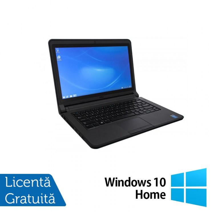 Laptop Refurbished DELL Latitude 3340, Intel Core i3-4010U 1.70GHz, 8GB DDR3, 500GB SATA, 13.3 inch + Windows 10 Home