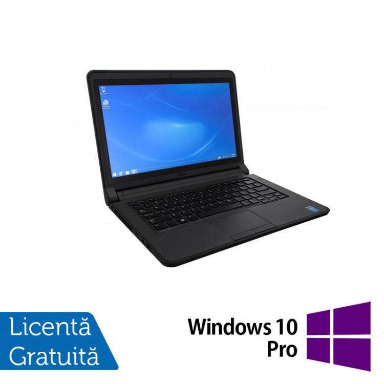 Laptop Refurbished DELL Latitude 3340, Intel Core i3-4010U 1.70GHz, 8GB DDR3, 240GB SSD, 13.3 inch + Windows 10 Pro
