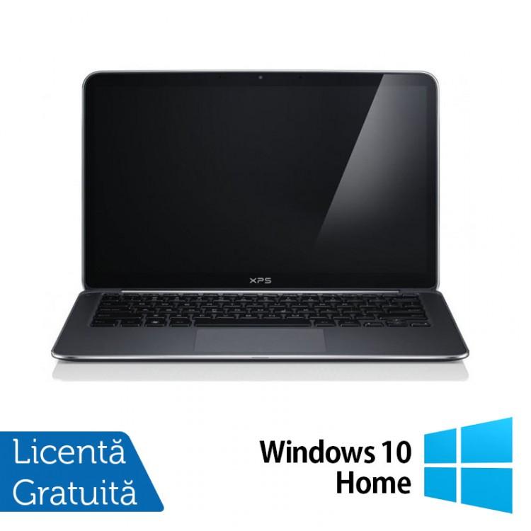 Laptop Refurbished DELL XPS L322X, Intel Core i5-3437U 1.90GHz, 4GB DDR3, 128GB SSD + Windows 10 Home