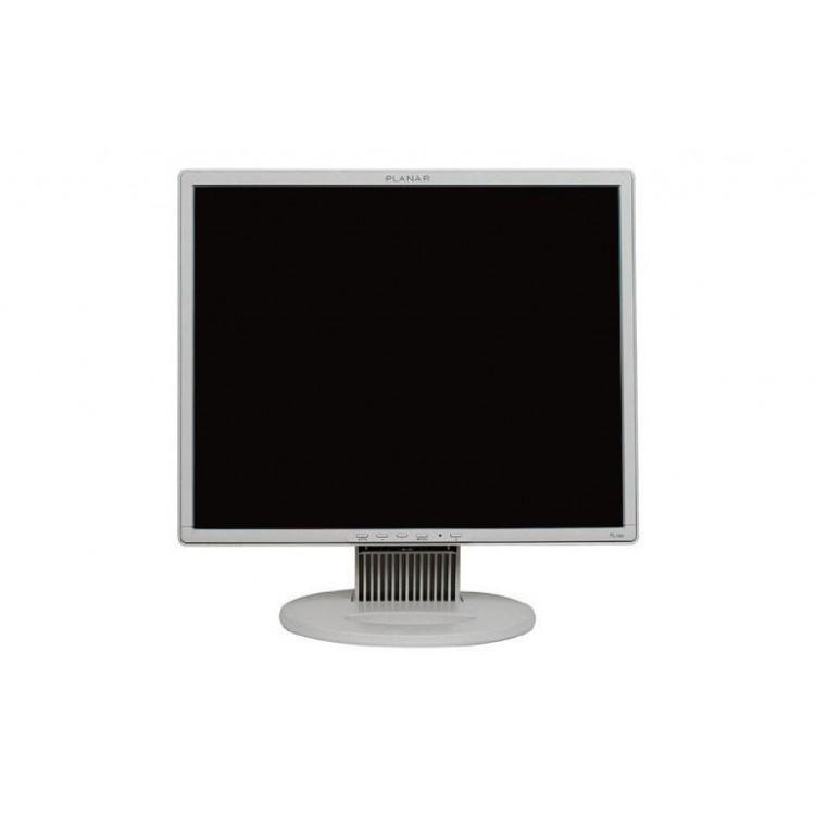 Monitor PLANAR PL1900-WH, LCD, 19 inch, 1280 x 1024, VGA, Fara picior