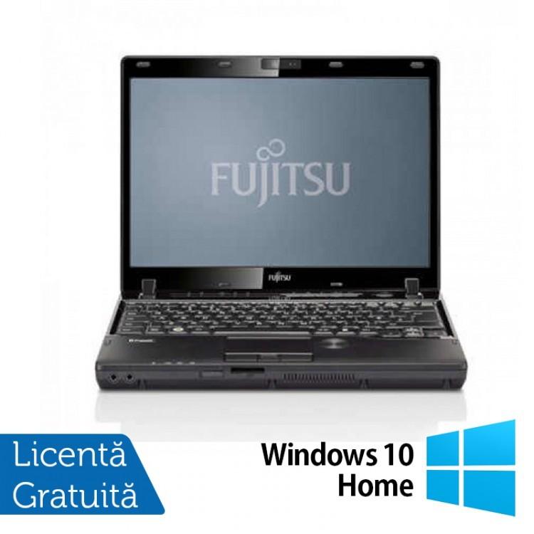 Laptop Refurbished FUJITSU Lifebook P772, Intel Core i5-3320 2.60 GHz, 4GB DDR3, 500GB SATA, DVD-RW + Windows 10 Home
