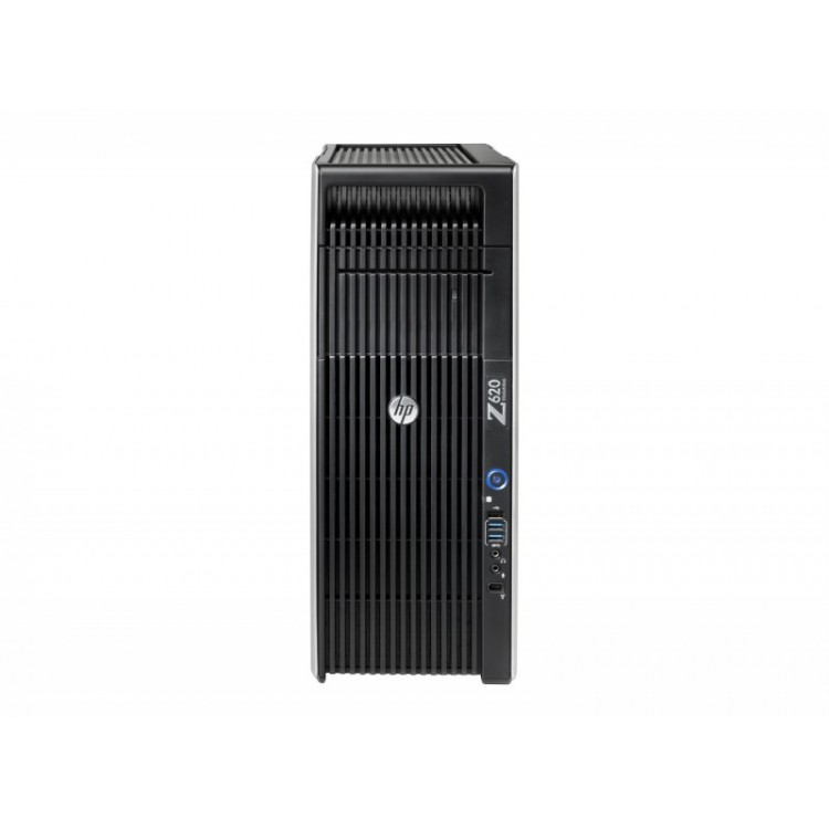 Workstation HP Z620, 2x Intel Xeon E5-2620 2.00GHz-2.50GHz HEXA Core, 32GB DDR3 ECC, 1TB HDD + 240GB SSD NOU, nVidia Quadro K2000/2GB GDDR5