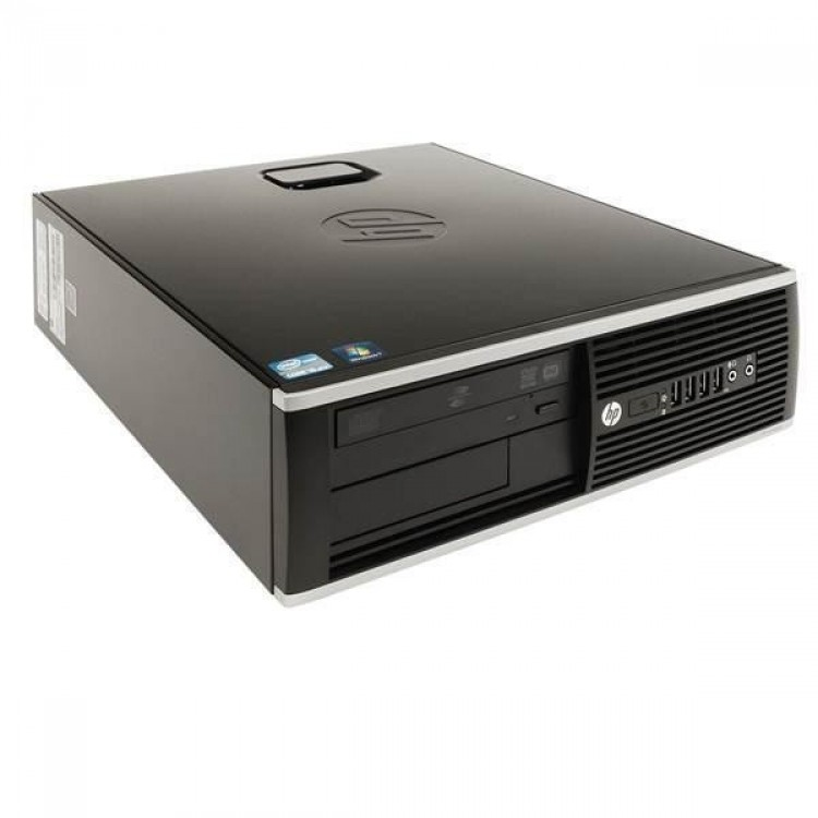 Calculator HP 8200 Elite SFF, Intel Core i3-2100 3.10GHz, 4GB DDR3, 250GB SATA, DVD-ROM, Port Serial, Display Port