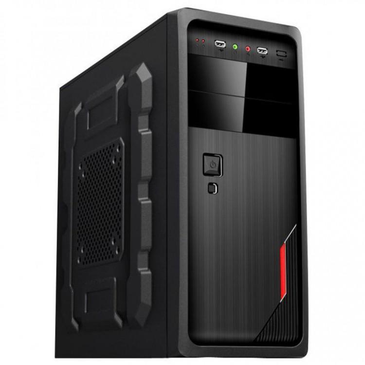 Sistem PC Home&Office, Intel Core i5-2400 3.10 GHz, 4GB DDR3, 500GB SATA, Placa Video GeForce GT605 1GB, DVD-RW + Bonus! Kit Tastatura + Mouse