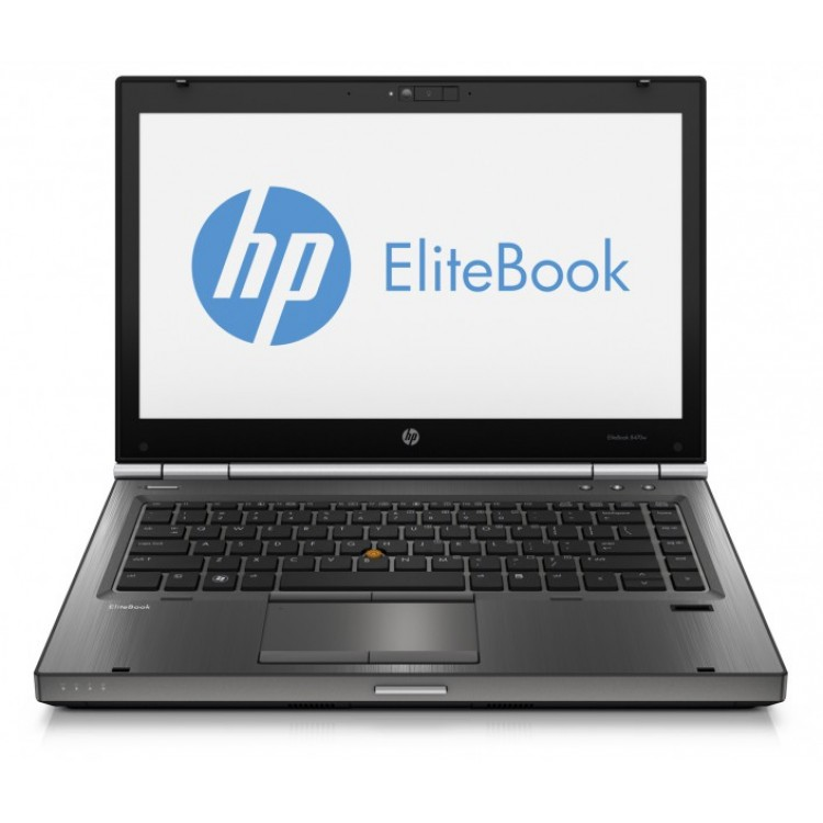 Laptop HP EliteBook 8470P, Intel Core i5-3320M 2.60 GHz, 8GB DDR3, 120GB SSD, DVD-RW