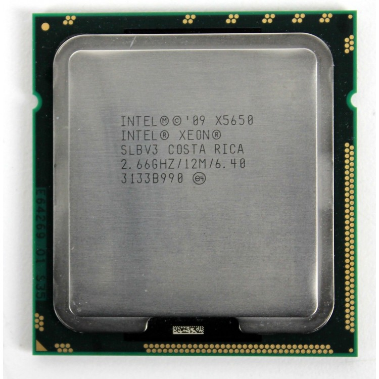 Procesor Server Hexa Core Intel Xeon X5650 2.66GHz, 12MB Cache