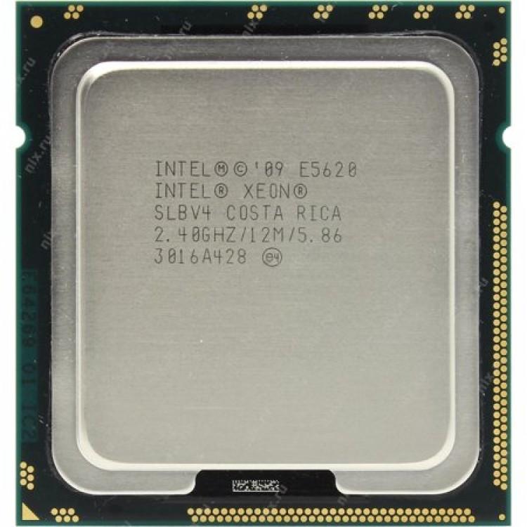 Procesor Server Quad Core Intel Xeon E5620 2.40GHz, 12MB Cache