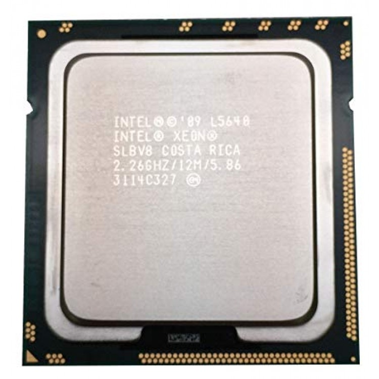 Procesor Server Hexa Core Intel Xeon L5640 2.26GHz, 12MB Cache