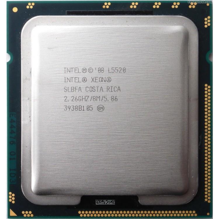 Procesor Server Quad Core Intel Xeon L5520 2.26GHz, 8MB Cache