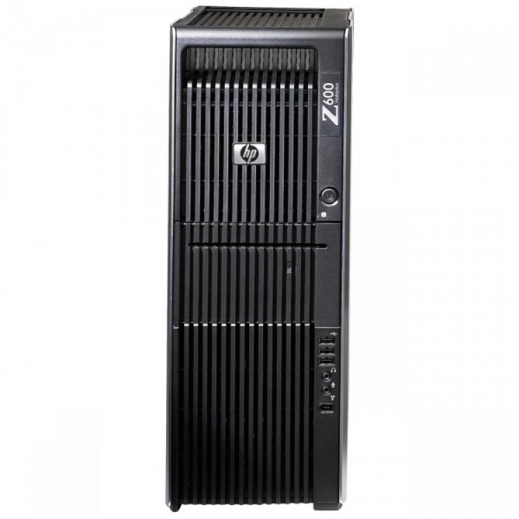Workstation HP Z600, 2 x CPU Intel Xeon Hexa-Core X5650 2.66GHz-3.06GHz , 96GB DDR3 ECC, SSD 240GB + 3TB HDD, nVidia Quadro 4000/2GB GDDR5 256biti