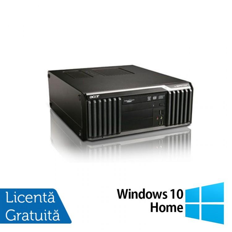 Calculator Acer Veriton S6610G, Intel Core i7-2600 3.40 GHz, 4GB DDR3, 500GB SATA, DVD-ROM + Windows 10 Home