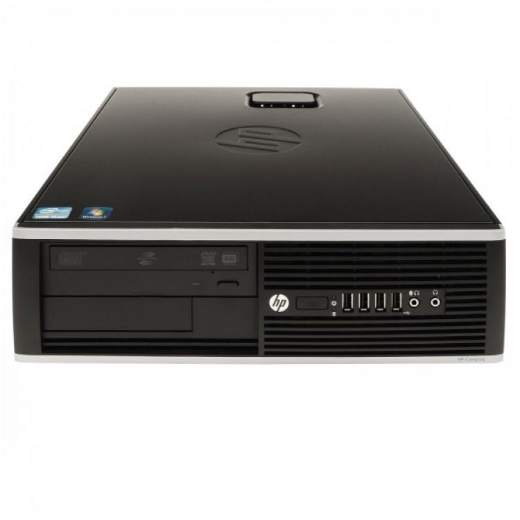 Calculator HP 8100 Elite SFF, Intel Core i5-650 3.2Ghz, 4GB DDR3, 320GB SATA, DVD-ROM