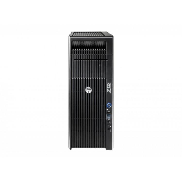 Workstation HP Z620, 2x Intel Xeon E5-2650 2.00GHz-2.80GHz OCTA Core 20MB Cache, 32GB DDR3 ECC, 2TB HDD + 240GB SSD NOU, nVidia Quadro 4000/2GB GDDR5