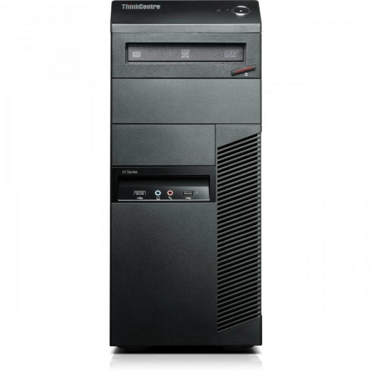 Calculator LENOVO Thinkcentre M91P Tower, Intel Core i5-2400 3.10GHz, 4GB DDR3, 250GB SATA, DVD-ROM