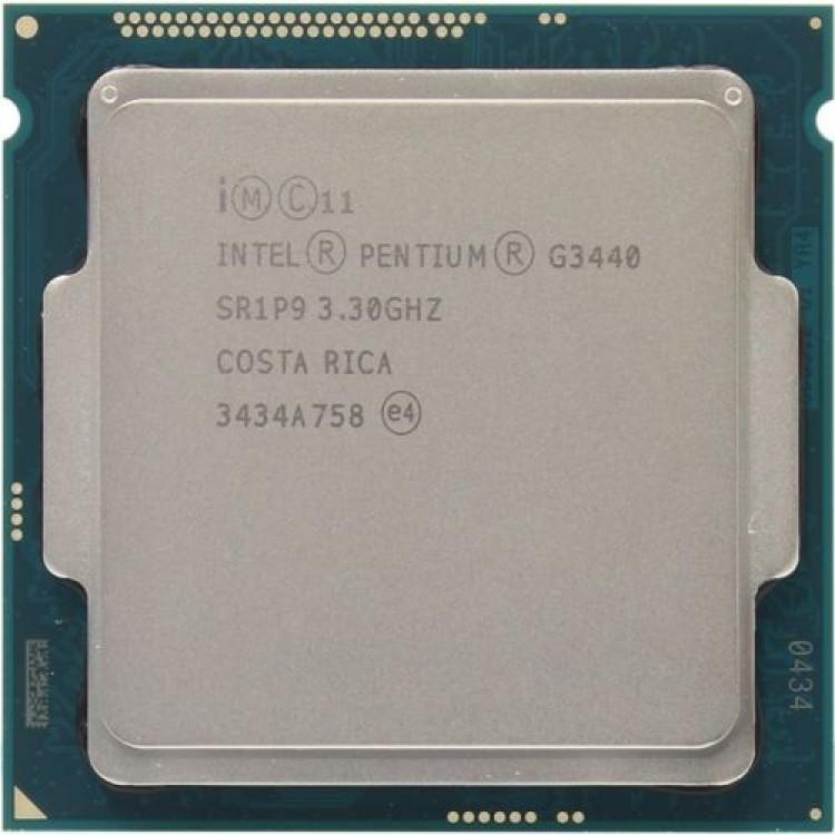 Procesor Intel Pentium Dual Core G3440 3.30GHz, 3MB Cache