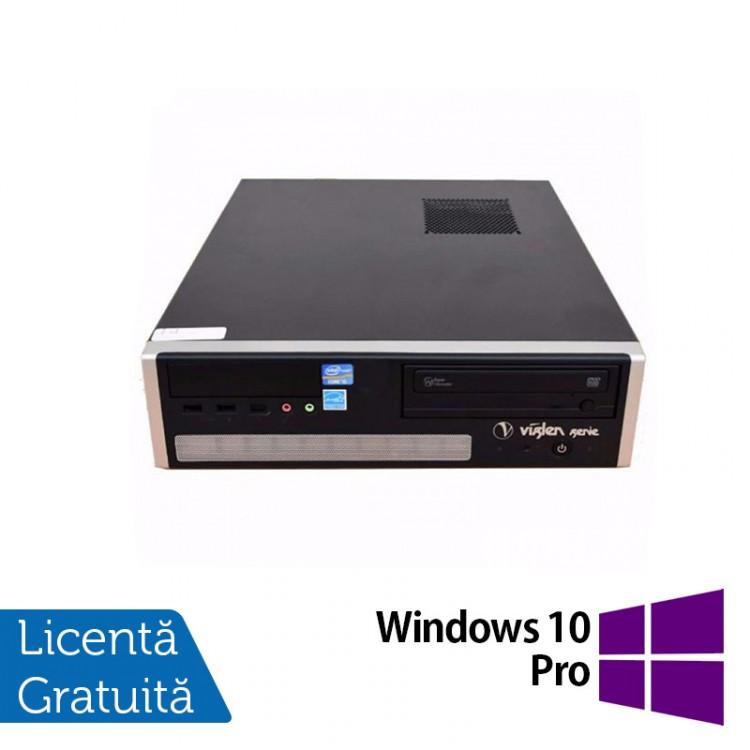 Calculator Viglen Desktop, Intel Core i5-2500 3.30GHz, 4GB DDR3, 250GB SATA + Windows 10 Pro