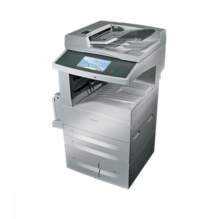 Multifunctionala Laser Monocrom Lexmark X860DE, 35ppm, Fax, Copiator, Duplex, Retea, USB