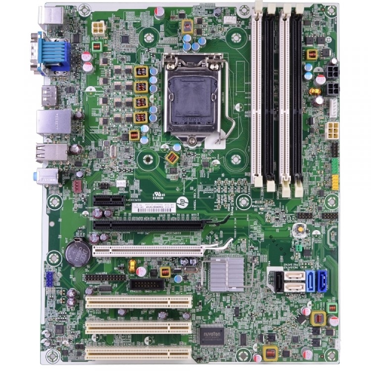 Placa de baza HP 8000 Tower, Model 611835-001, Socket LGA 1155