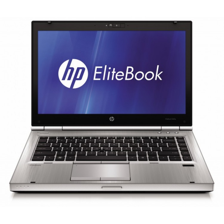 Laptop HP EliteBook 8460p, Intel Core i7-2620M 2.70GHz, 4GB DDR3. 320GB SATA, DVD-RW