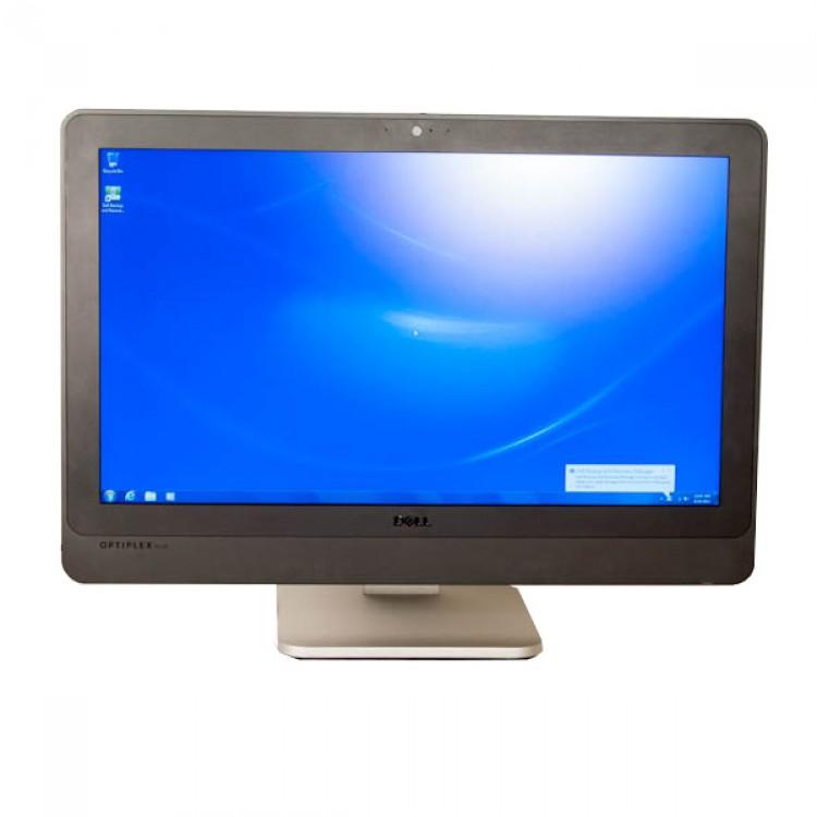 All In One DELL 9010 23 inch, Intel Core i5-3470s 2.90GHz, 4GB DDR3, 250GB SATA, DVD-RW