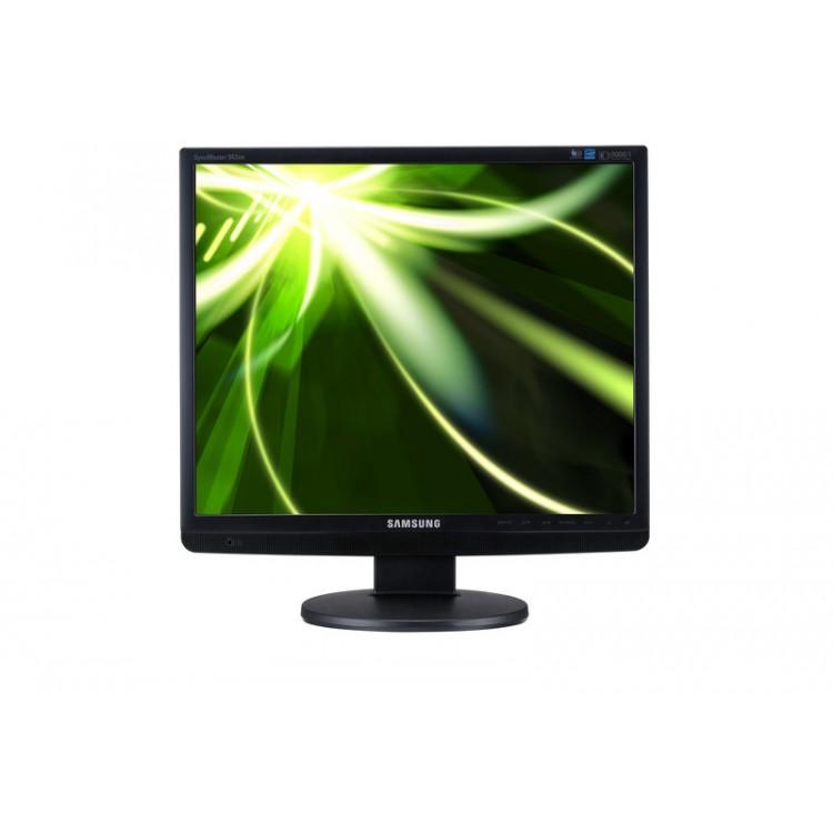 Monitor Refurbished SAMSUNG Sync Master 943BM, LCD, 19 inch, 1280 x 1024, VGA, DVI