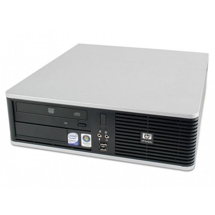 Calculator HP DC7800P USDT, Intel Core 2 Duo E6550 2.33GHz, 4GB DDR2, 250GB SATA, DVD-RW