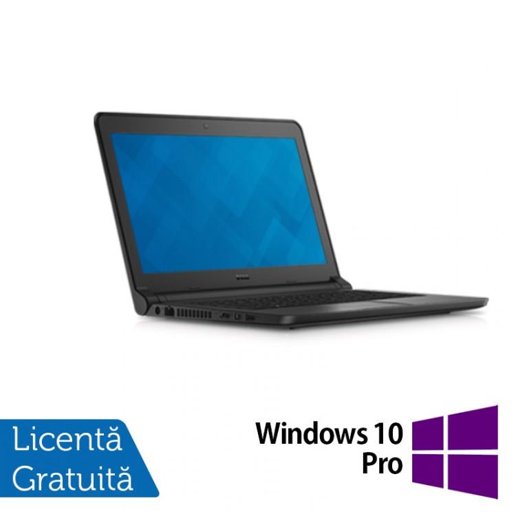 Laptop DELL Latitude 3350, Intel Core i5-5200U 2.20GHz, 8GB DDR3, 120GB SSD, 13 inch + Windows 10 Pro
