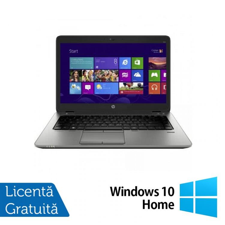 Laptop HP Elitebook 840 G2, Intel Core i5-5200U 2.20GHz, 8GB DDR3, 120GB SSD + Windows 10 Home