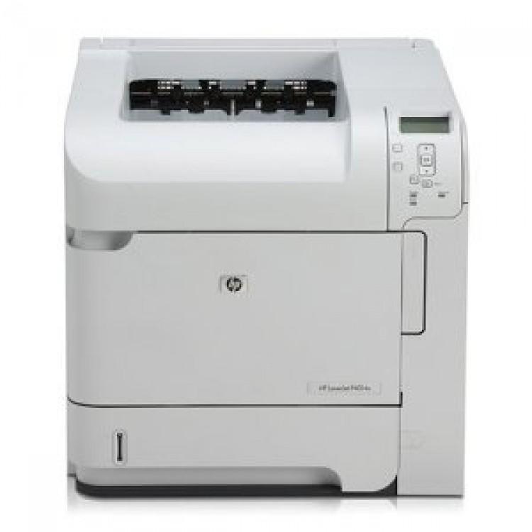 Imprimanta Laser Monocrom HP LaserJet P4014, A4, 45 ppm, Retea, USB