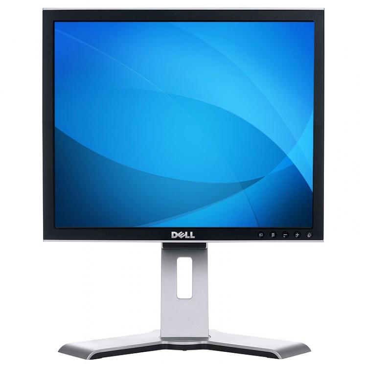 Monitor Dell UltraSharp 1908FP LCD, 19 Inch, 1280 x 1024, VGA, DVI, USB, Grad B