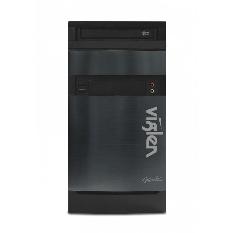 Calculator Viglen Tower, Intel Core i7-4790 3.6GHz, 4GB DDR3, 500GB SATA, DVD-RW