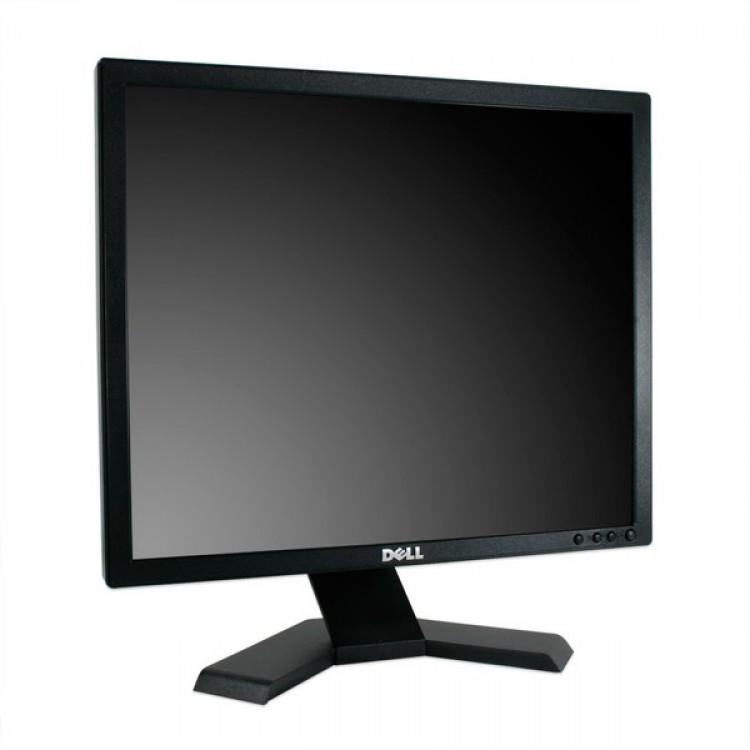 Monitor DELL E190SB, LCD, 19 inch, 5ms, 1280 x 1024, VGA, 16,7 milioane culori, Grad A-, Fara picior