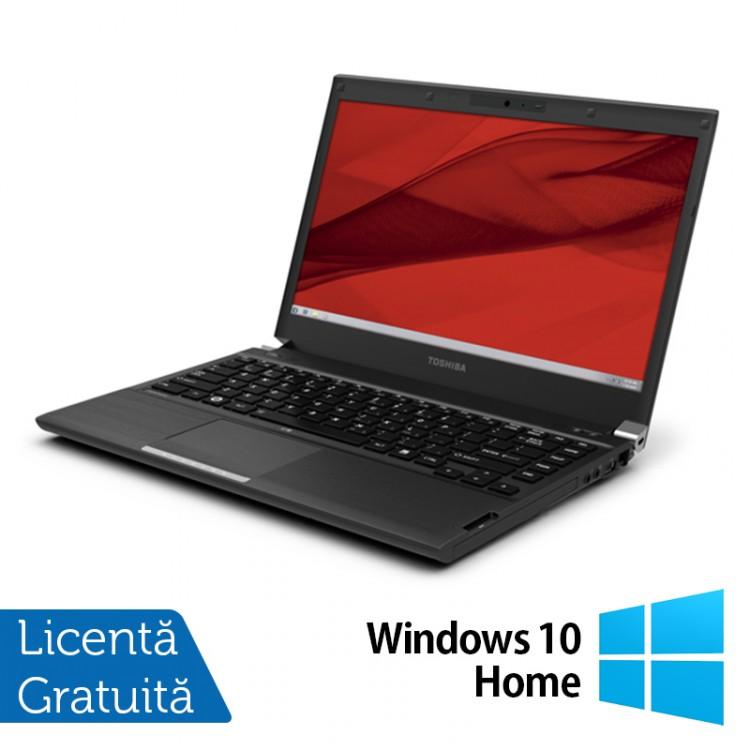 Laptop Toshiba Portege R940, Intel Core i5-3340M 2.70GHz, 4GB DDR3, 320GB SATA, DVD-RW, 13.3 Inch + Windows 10 Home