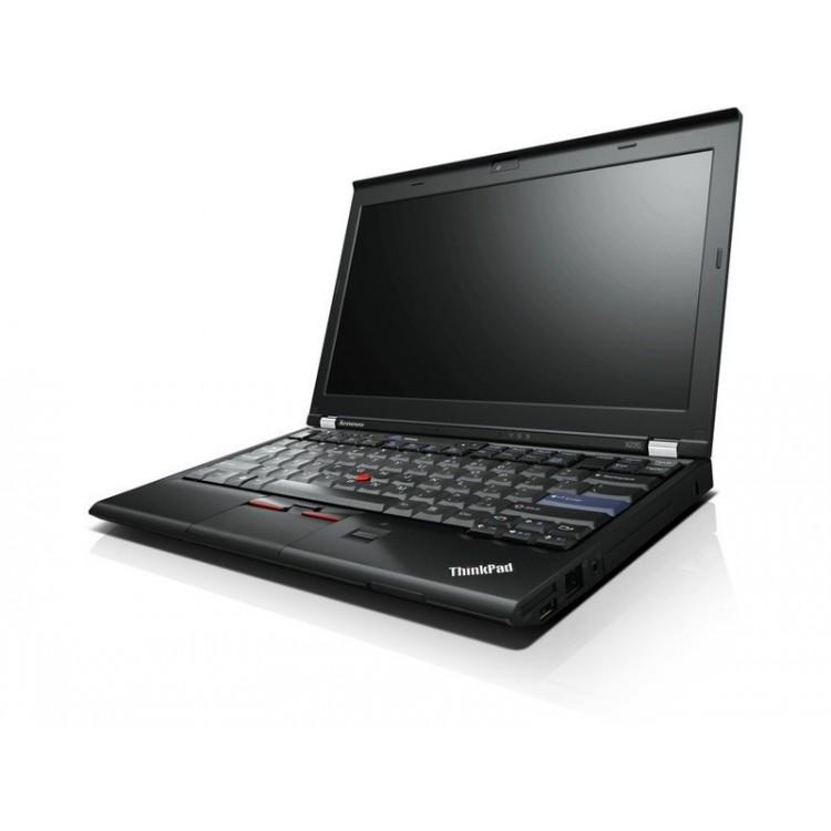 Laptop LENOVO ThinkPad X220, Intel Core i5-2520M 2.50GHz, 4GB DDR3, 320GB SATA, Grad A-