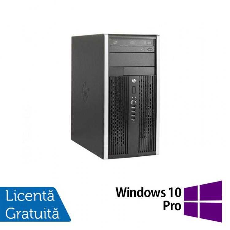 Calculator HP 8300 Elite MT, Intel Core i5-3470 3.20GHz, 4GB DDR3, 250GB SATA, DVD-RW + Windows 10 Pro