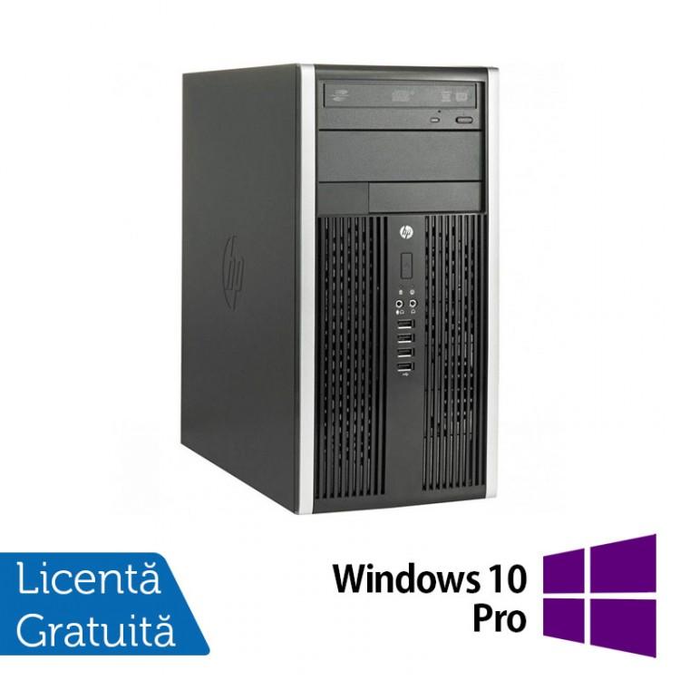 Calculator HP 8200 Elite MT, Intel Core i5-2400 3.10 GHz, 4GB DDR3, 250GB SATA, DVD-RW + Windows 10 Pro