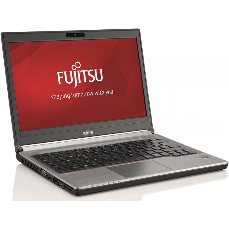 Laptop Fujitsu Siemens Lifebook E734, Intel Core i7-4712MQ 2.30GHz, 16GB DDR3, 240GB SSD, DVD-RW, 13.3 Inch